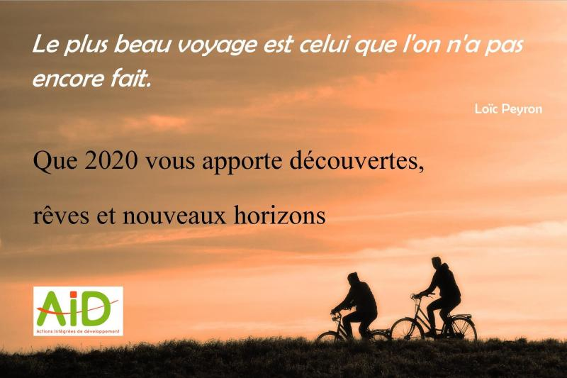 Voeux AID 2020