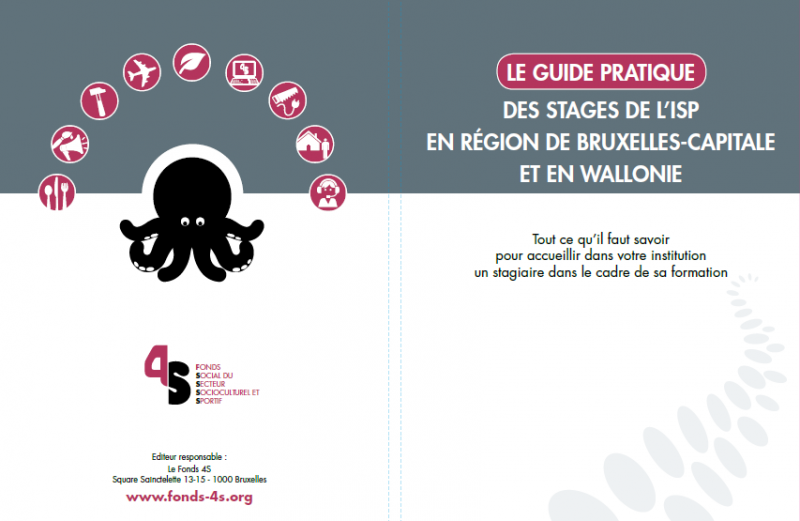 guide des stages ISP - couv